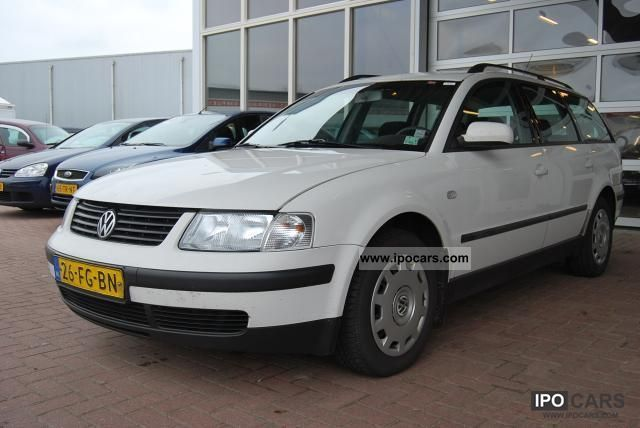 Volkswagen Passat 1.9 2000 photo - 8