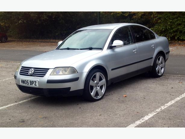 Volkswagen Passat 1.9 2005 photo - 10