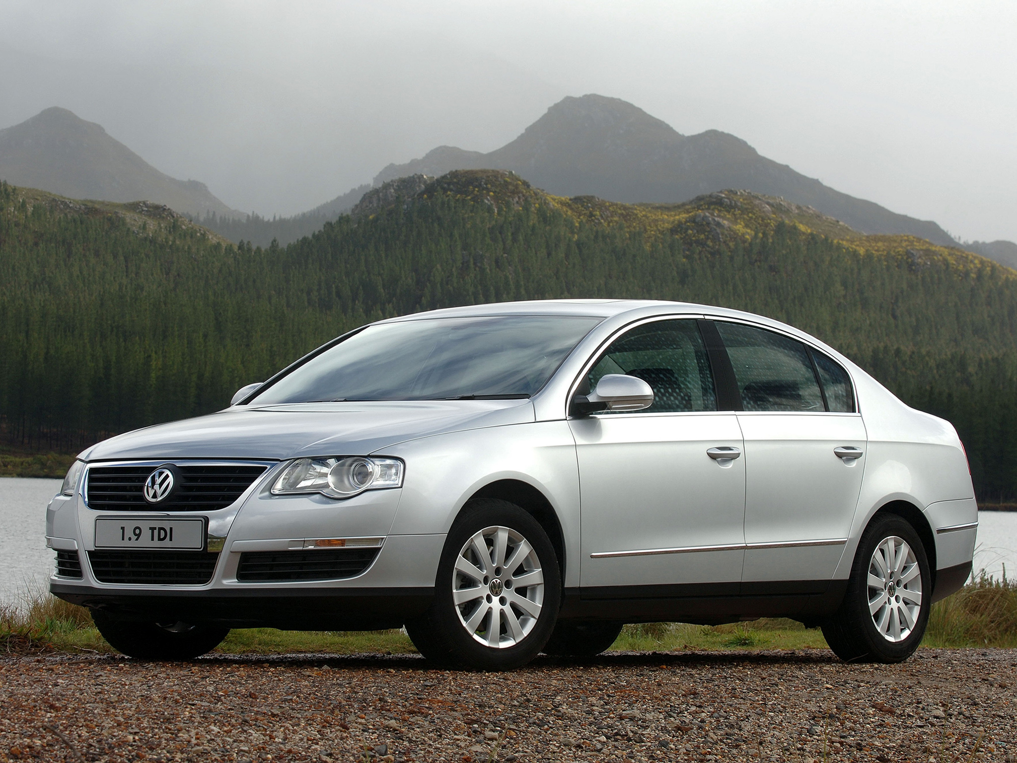Volkswagen Passat 1.9 2005 photo - 5