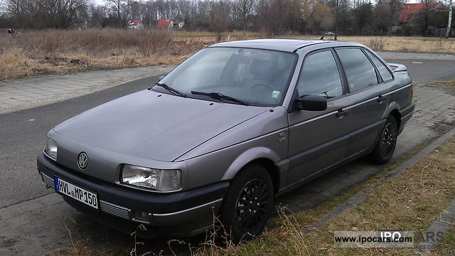 Volkswagen Passat 2.0 1992 photo - 4