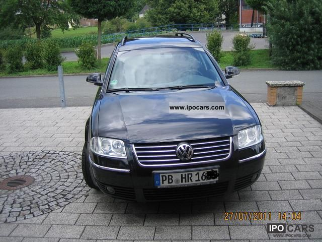 Volkswagen Passat 2.0 2004 photo - 2