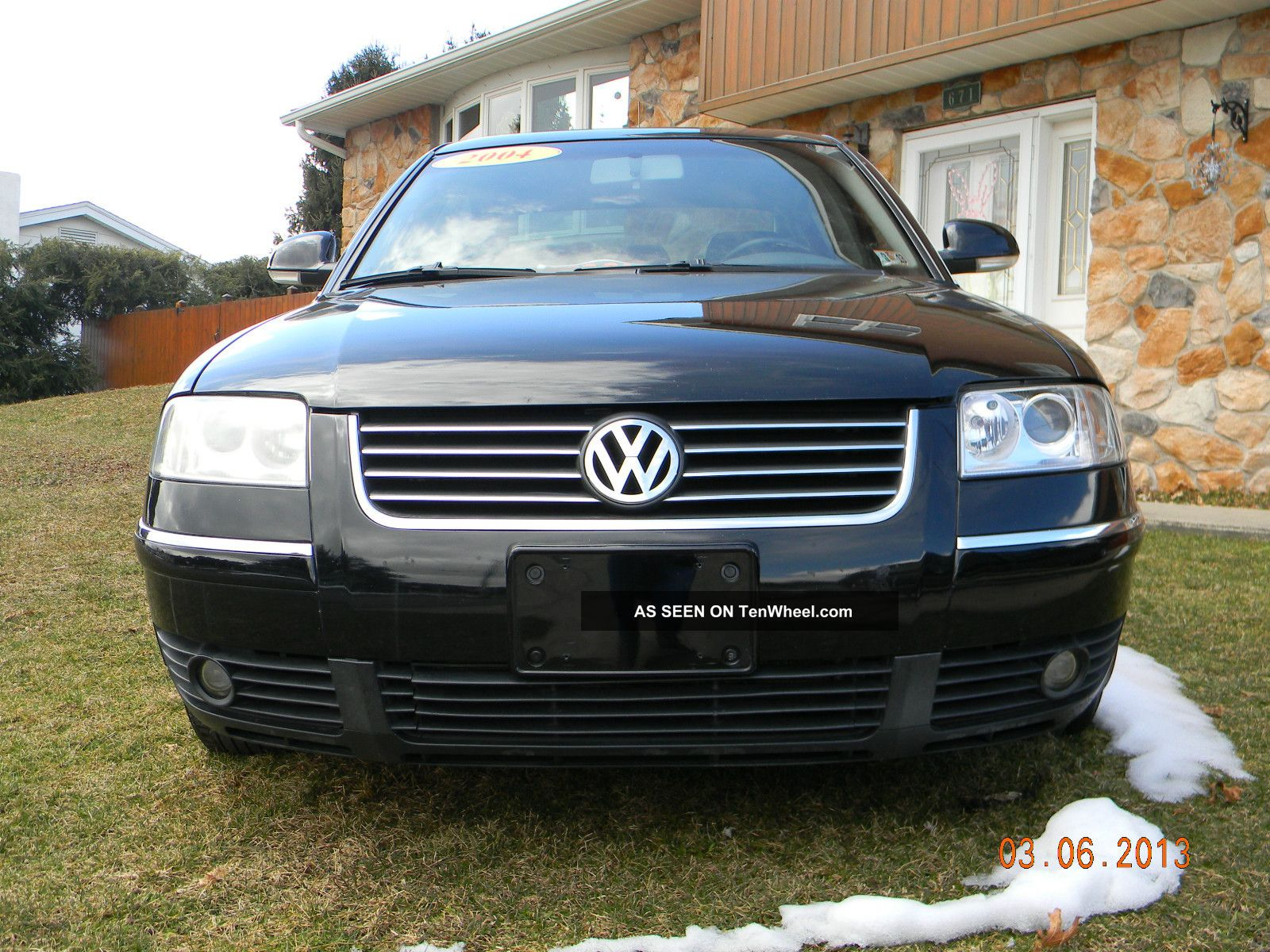 Volkswagen Passat 2.0 2004 photo - 4