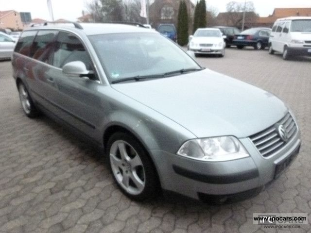 Volkswagen Passat 2.0 2004 photo - 5