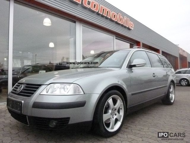 Volkswagen Passat 2.0 2004 photo - 6