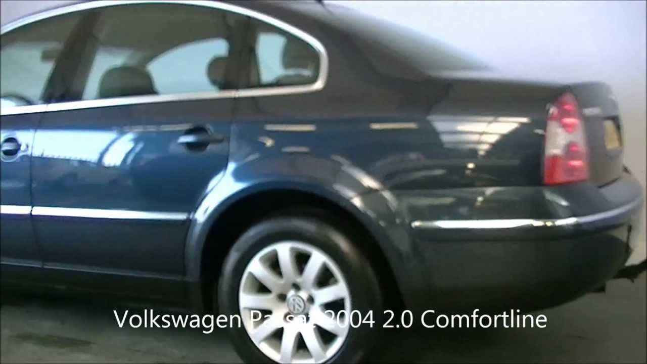 Volkswagen Passat 2.0 2004 photo - 9