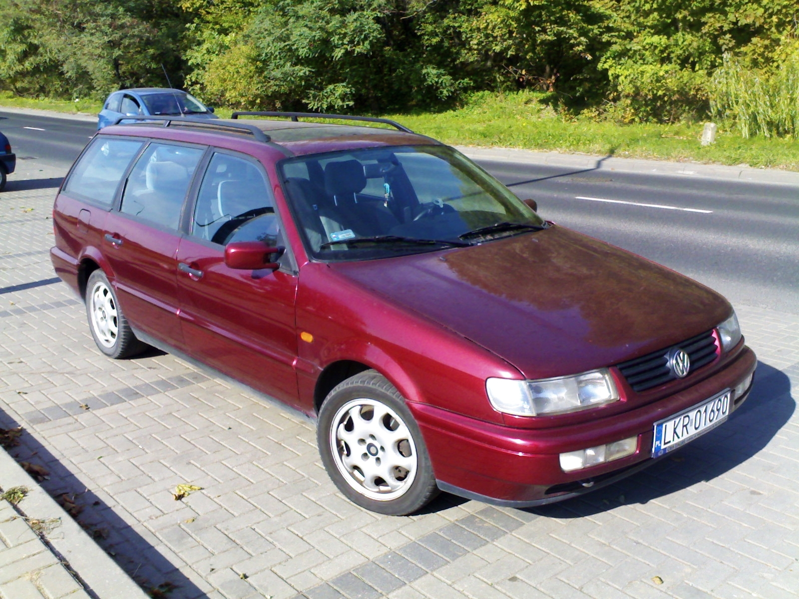 Volkswagen Passat 2.2 1995 photo - 1