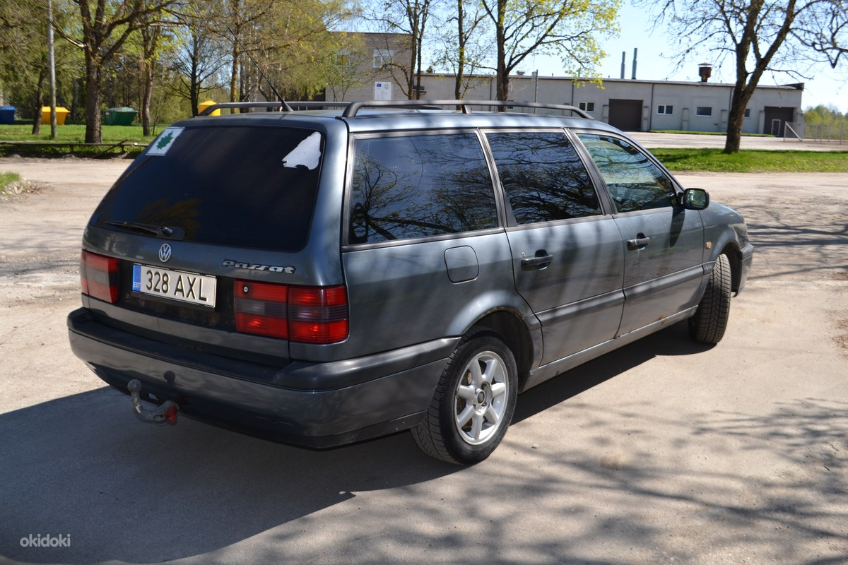 Volkswagen Passat 2.3 1995 photo - 11