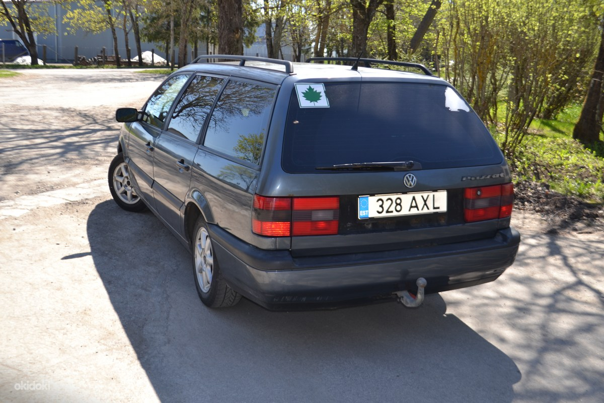 Volkswagen Passat 2.3 1995 photo - 6