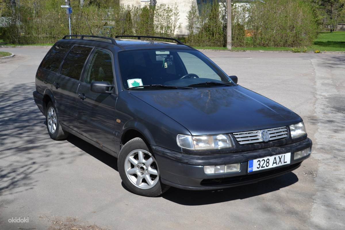Volkswagen Passat 2.3 1995 photo - 7