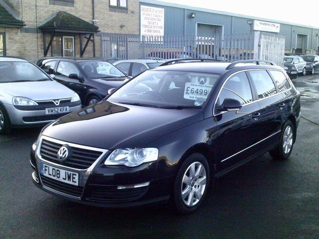Volkswagen Passat 2.3 2008 photo - 11