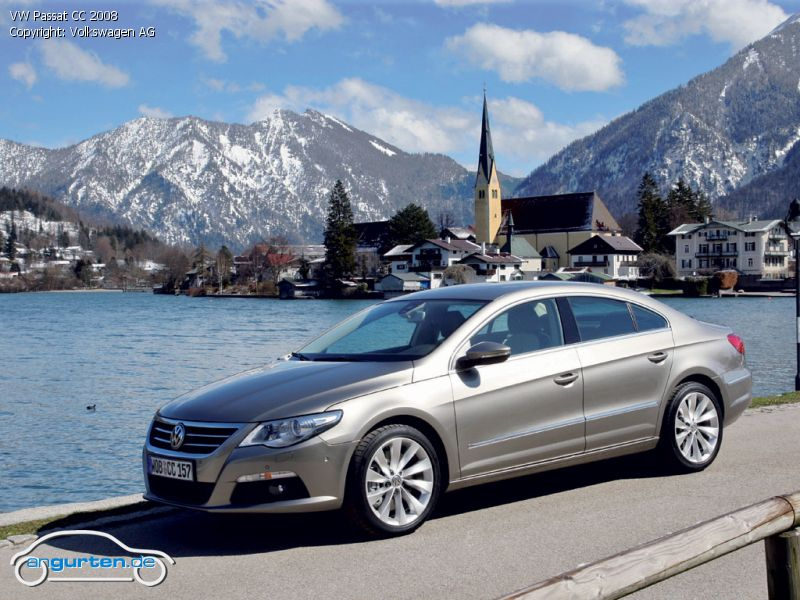 Volkswagen Passat 2.3 2008 photo - 12