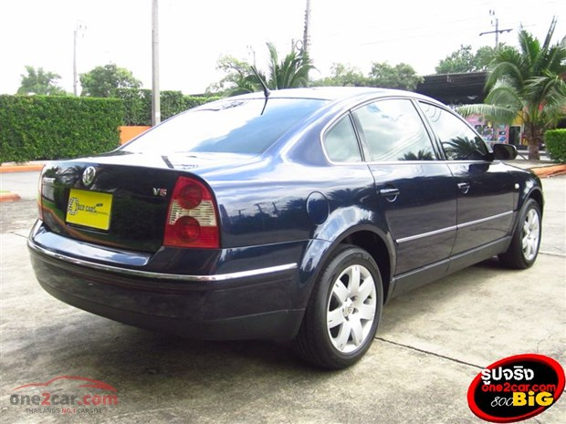Volkswagen Passat 2.3 2008 photo - 2