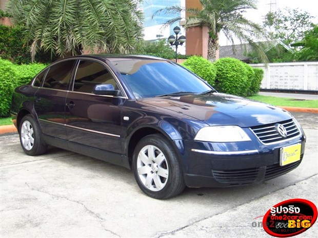 Volkswagen Passat 2.3 2008 photo - 4