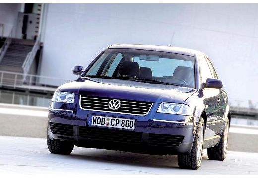 Volkswagen Passat 2.5 2004 photo - 5