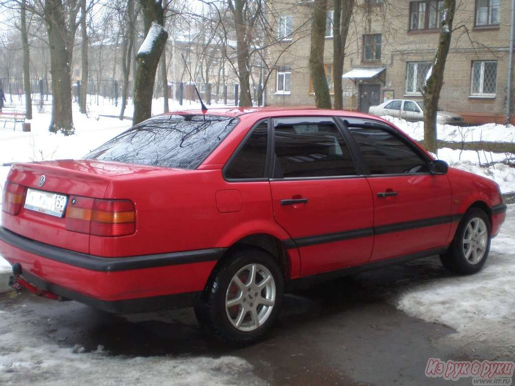 Volkswagen Passat 2.8 1994 photo - 1