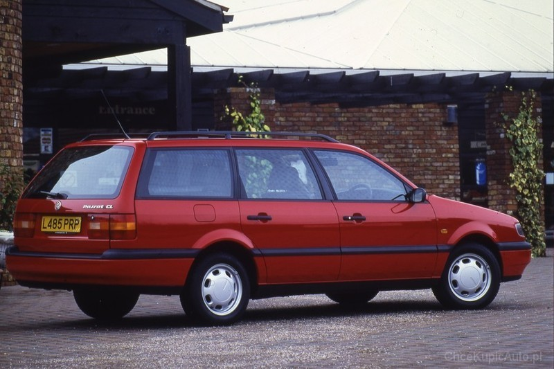 Volkswagen Passat 2.8 1994 photo - 10