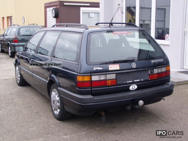 Volkswagen Passat 2.8 1994 photo - 8