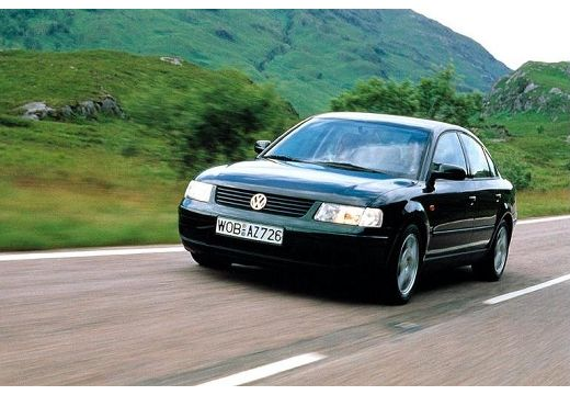 Volkswagen Passat 2.8 1997 photo - 11