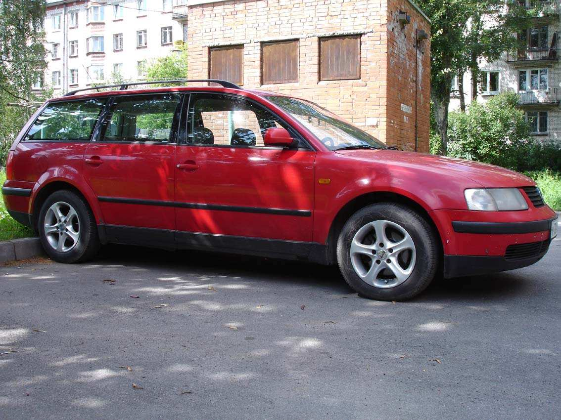 Volkswagen Passat 2.8 1997 photo - 4
