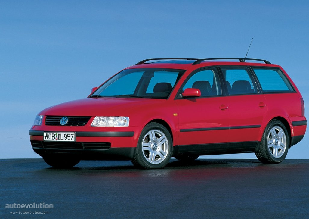 Volkswagen Passat 2.8 1997 photo - 5