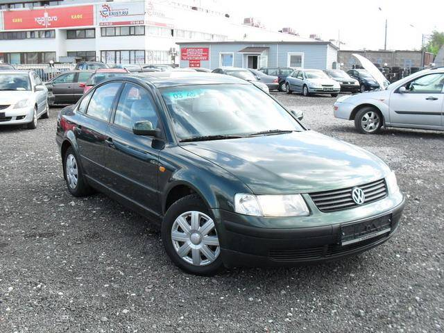 Volkswagen Passat 2.8 1997 photo - 8