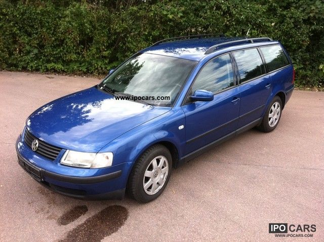 Volkswagen Passat 2.8 1997 photo - 9