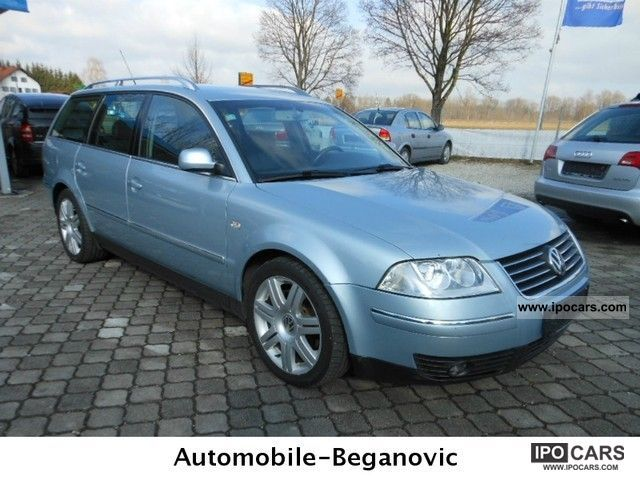 Volkswagen Passat 2.8 2001 photo - 12