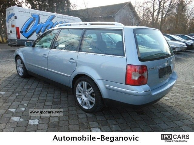 Volkswagen Passat 2.8 2001 photo - 5
