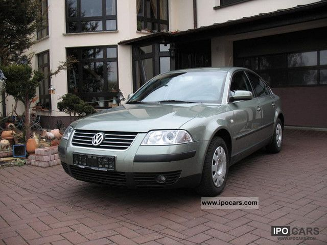 Volkswagen Passat 2.8 2001 photo - 7