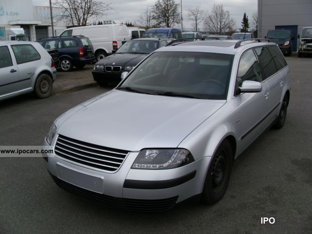 Volkswagen Passat 2.8 2001 photo - 9
