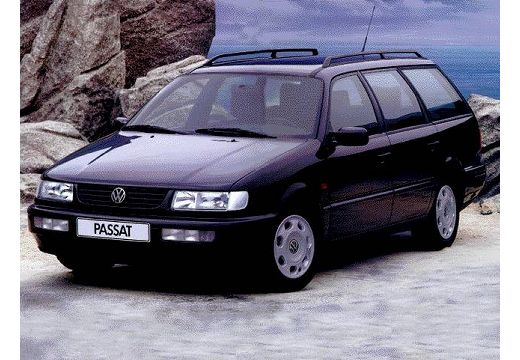 Volkswagen Passat 2.9 1993 photo - 5
