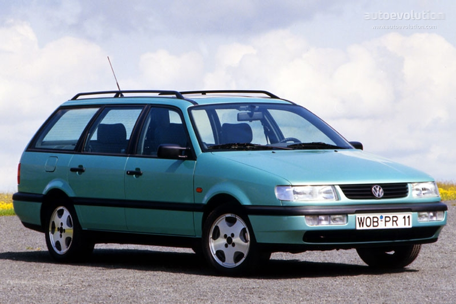 Volkswagen Passat 2.9 1993 photo - 6