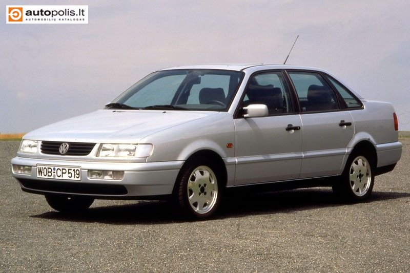 Volkswagen Passat 2.9 1993 photo - 7