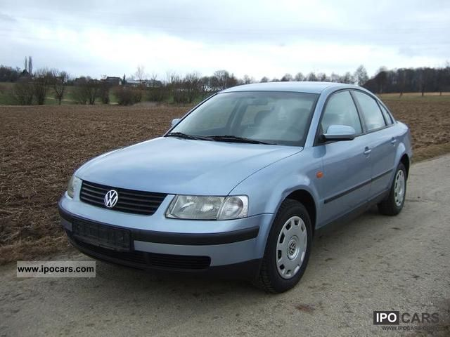 Volkswagen Passat 2.9 1993 photo - 9