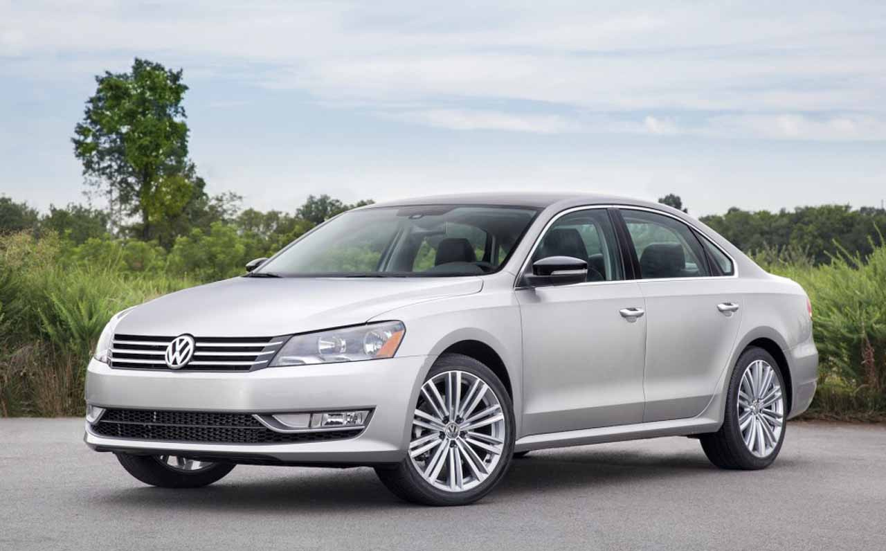 Volkswagen Passat 3.6 2014 photo - 1