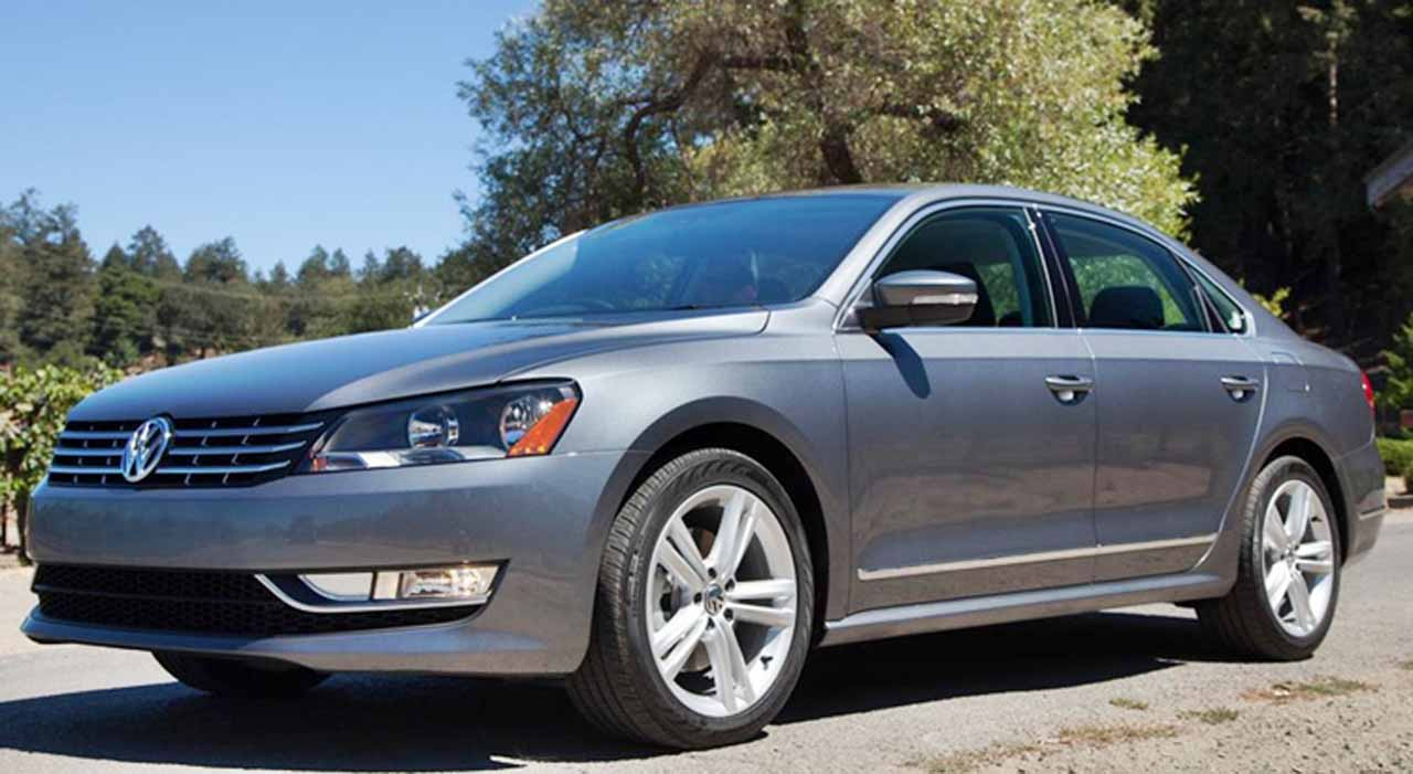 Volkswagen Passat 3.6 2014 photo - 2
