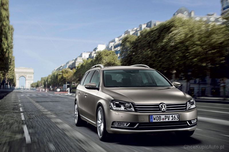 Volkswagen Passat 3.6 2014 photo - 4