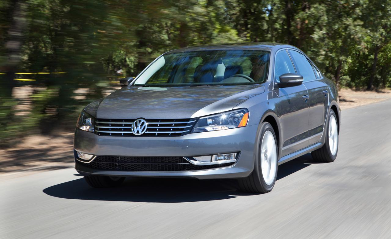 Volkswagen Passat 3.6 2014 photo - 9