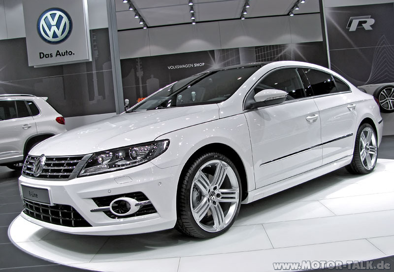 Volkswagen Passat CC 1.4 2013 photo - 11