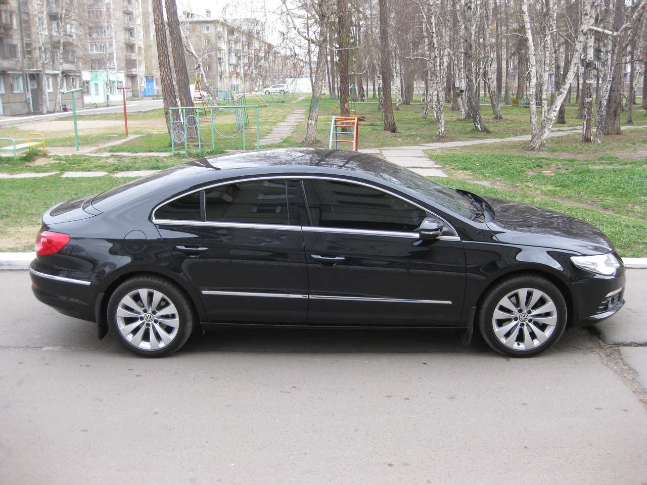 Volkswagen Passat CC 1.8 2009 photo - 2