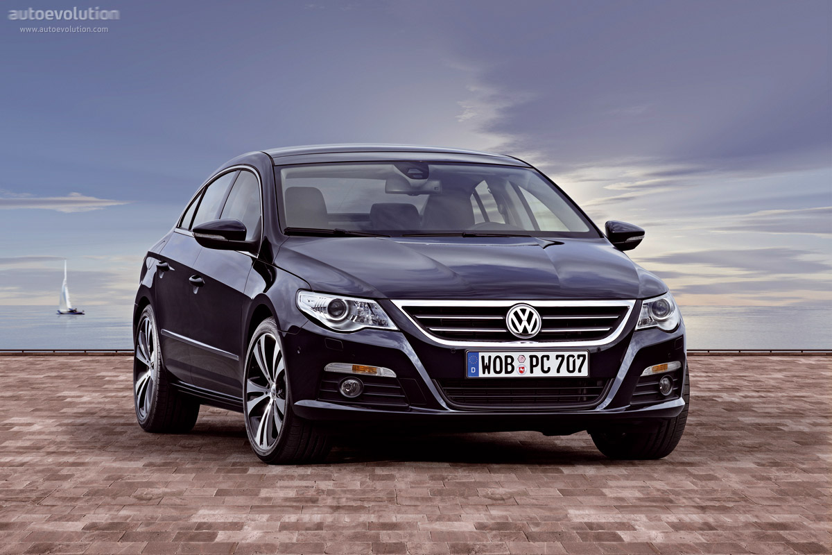 Volkswagen Passat CC 1.8 2009 photo - 9