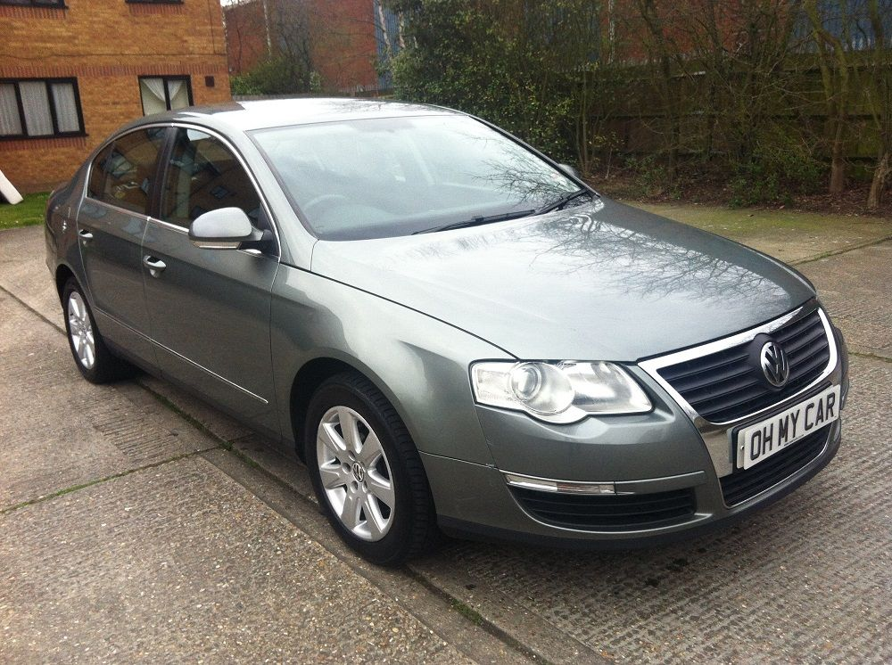 Volkswagen Passat CC 2.0 2005 photo - 12