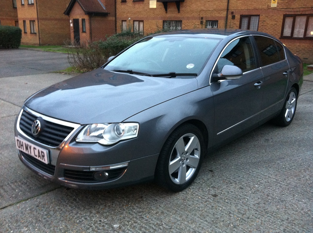 Volkswagen Passat CC 2.0 2005 photo - 3