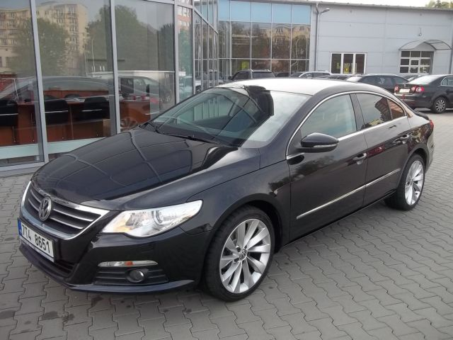 Volkswagen Passat CC 2.0 2005 photo - 5