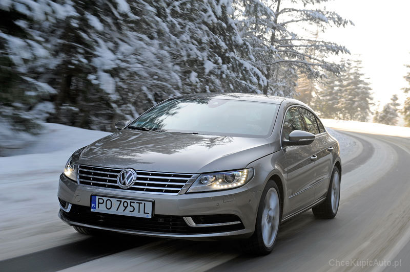 Volkswagen Passat CC 2.0 2005 photo - 6