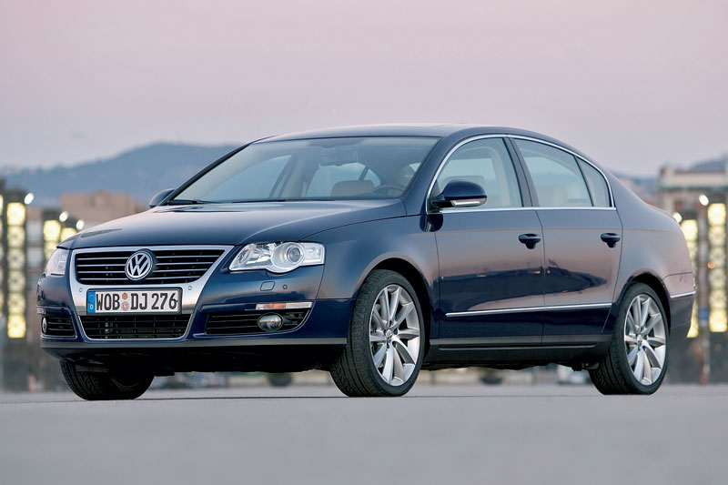 Volkswagen Passat CC 2.0 2005 photo - 7