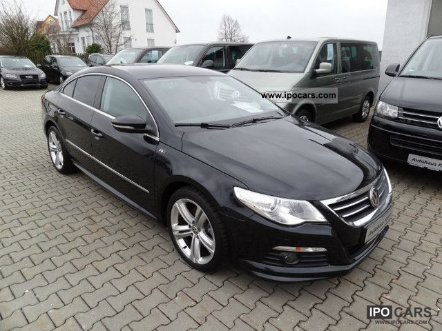Volkswagen Passat CC 2.0 2011 photo - 10