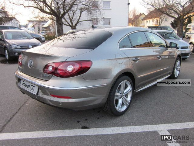 Volkswagen Passat CC 2.0 2011 photo - 12