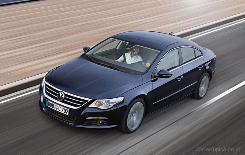 Volkswagen Passat CC 3.6 2010 photo - 11