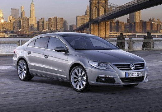 Volkswagen Passat CC 3.6 2010 photo - 6
